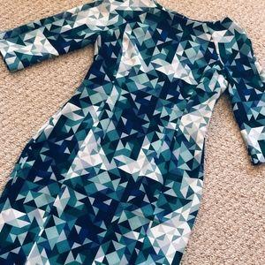 3/4 Sleeve H&M Geometric
